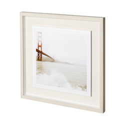 San Francisco Storm Framed Art