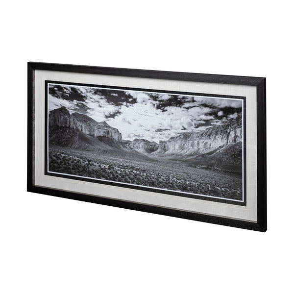 Grand Canyon Panorama Framed Art