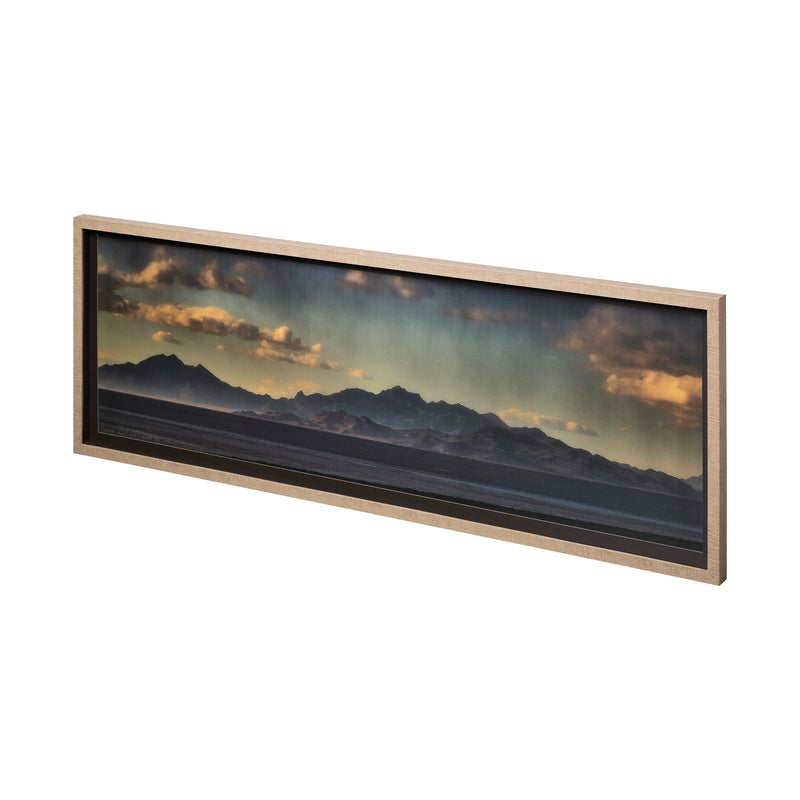 West Desert Landscape Framed Art