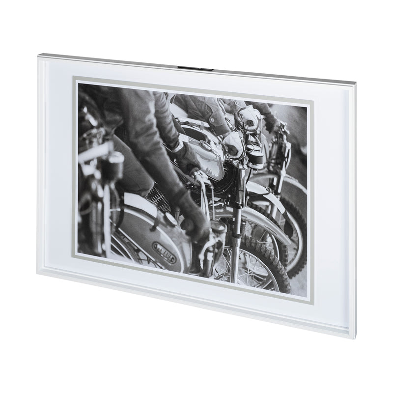 Enduro Vintage Framed Art
