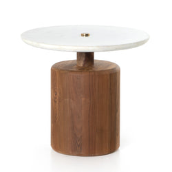 Rollo End Table