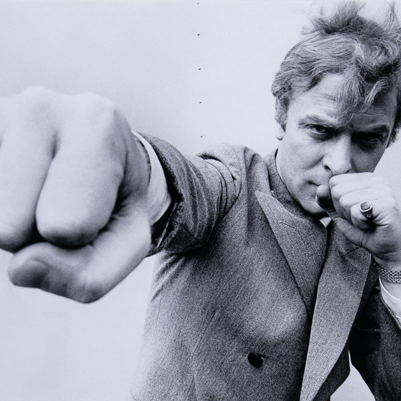 Michael Caine Punch By Getty Images