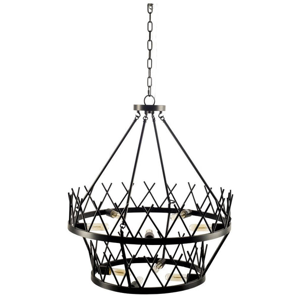 Greer 2-Tier Chandelier