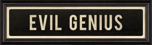 Street Signs - General & Household