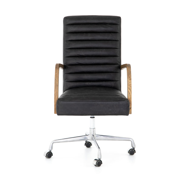 Barke Channeled Desk Chair