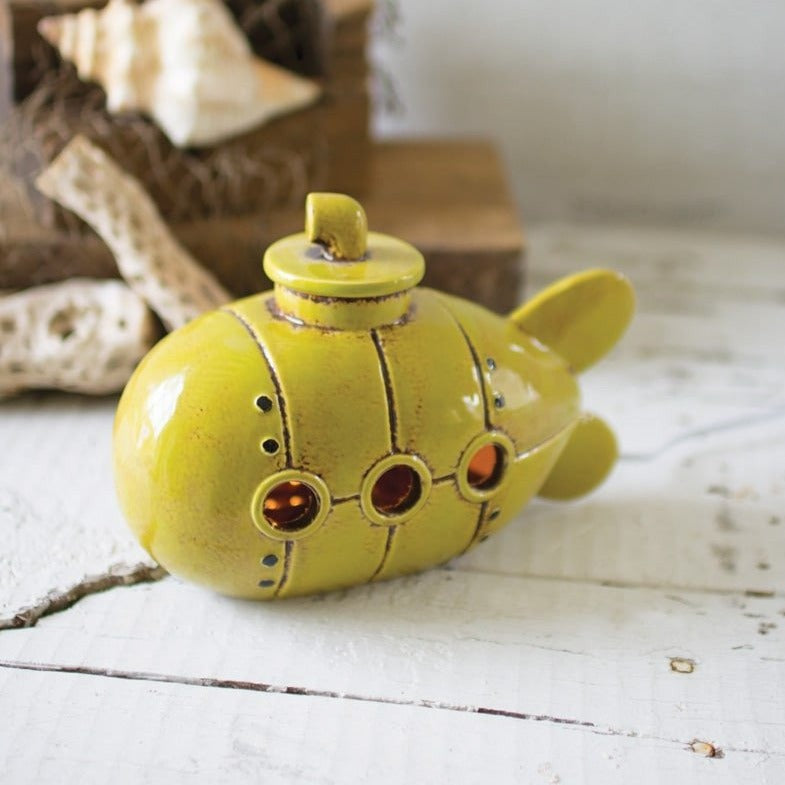 Yellow Submarine Nightlight