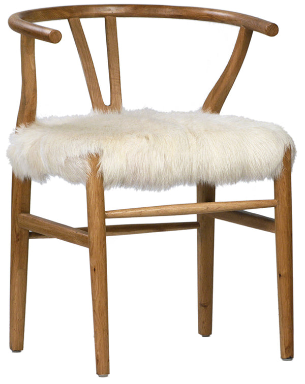 Baker Fur Chair