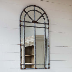 Palladian Entry Mirror