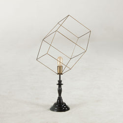 TESLA ABSTRACT TABLE LAMP