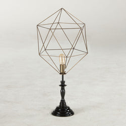 TESLA GEOMETRIC TABLE LAMP