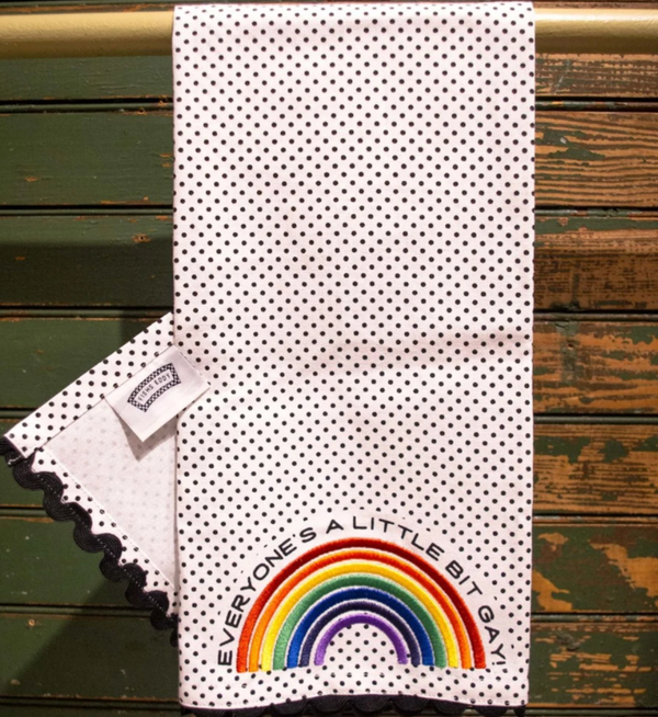Everyone's Gay Dishtowel