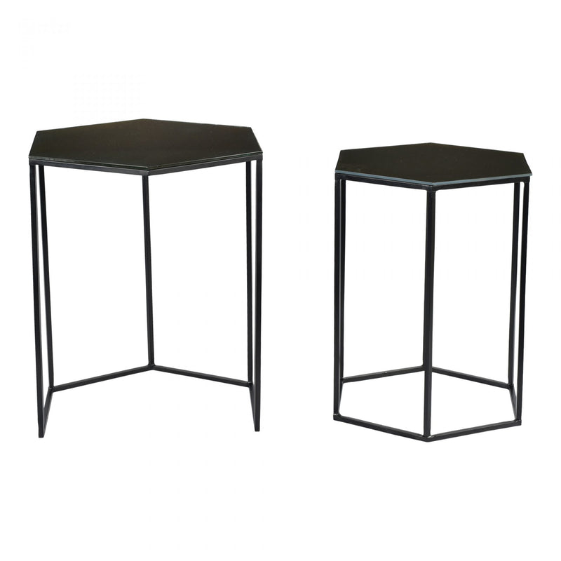 Polygon Accent Tables