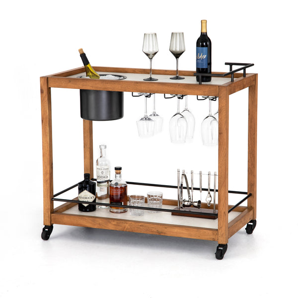Annie Bar Cart