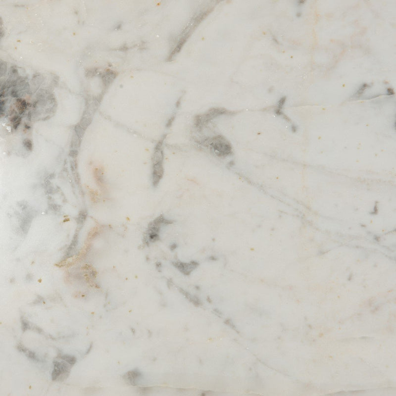 White Marble / Hammered Grey