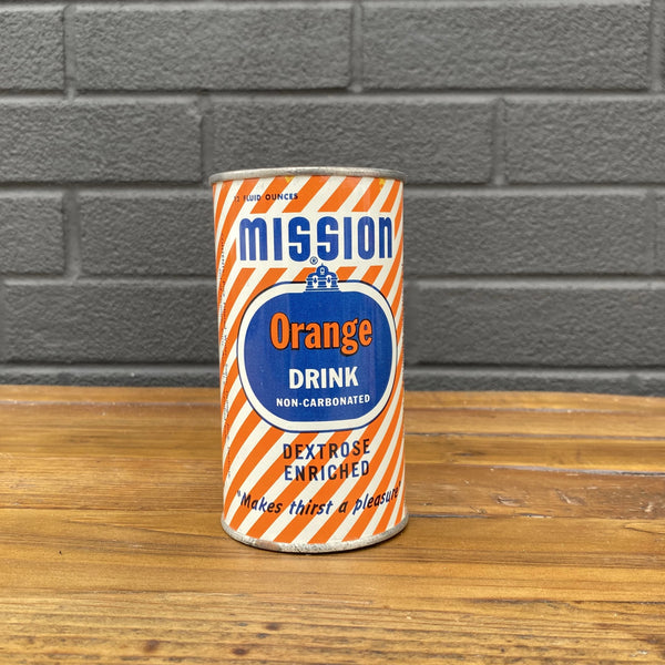 Mission Orange Drink Bank