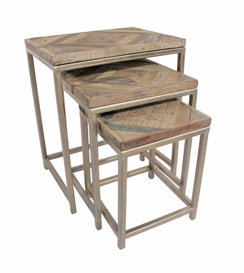 Embed Nesting Tables