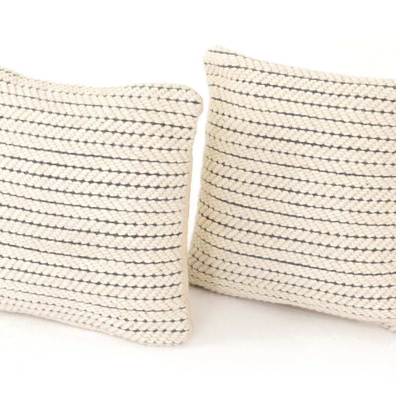 Ari Rope Weave Pillow