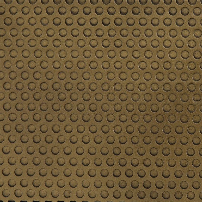 Perforated Brass Patina