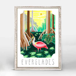 Everglades Mini Canvas