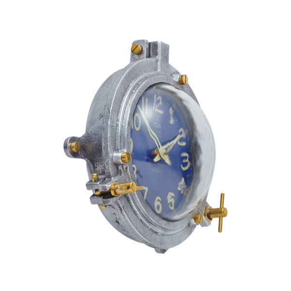 Quartermaster Wall Clock