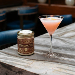 Cosmopolitan Cocktail Candle
