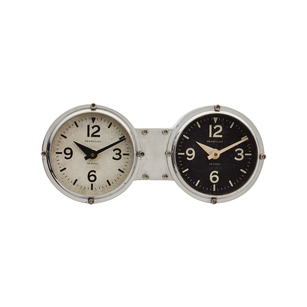 Dashboard Table or Wall Clock
