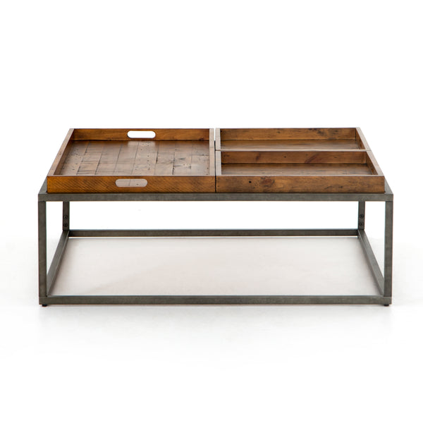 Alyssa Large Tray Top Coffee Table
