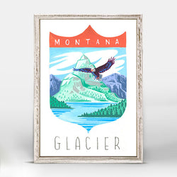 NATIONAL PARKS GLACIER