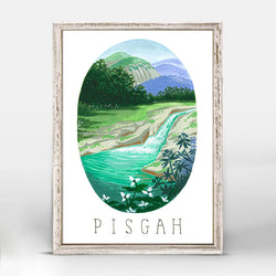 Pisgah Mini Canvas