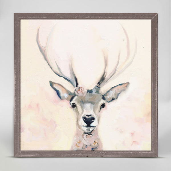 Adored Deer Mini Canvas