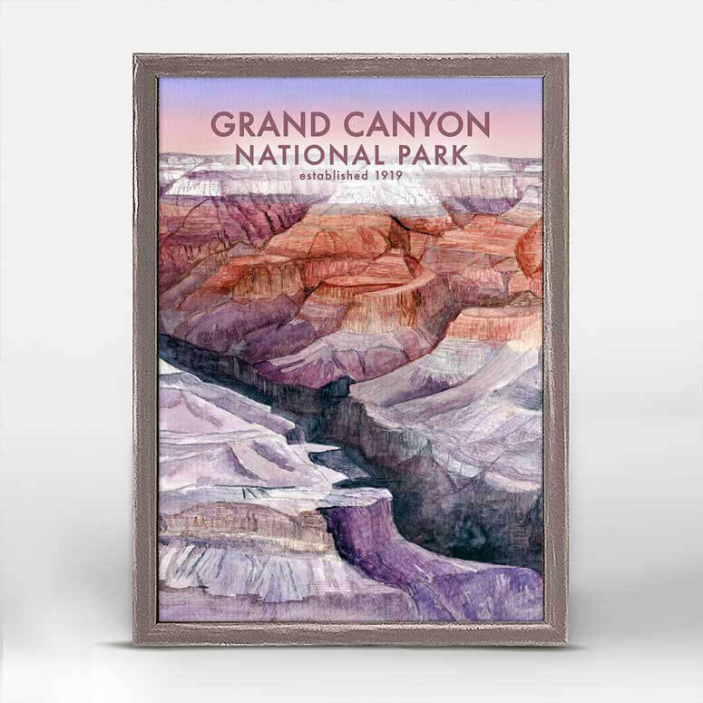 Grand Canyon Mini Canvas