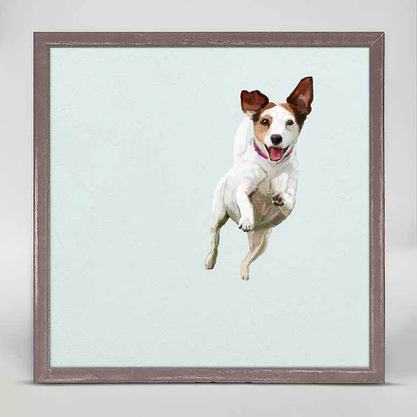 Jump For Joy Mini Canvas