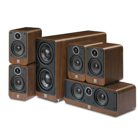 Q Acoustics 3000 Cinema Pack