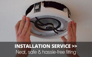 Professional Speaker Installation Service