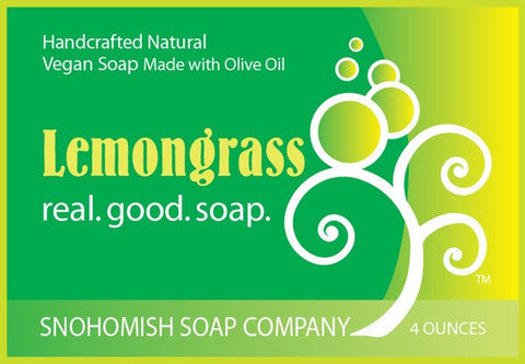 Lemongrass Soap Automatic Delivery