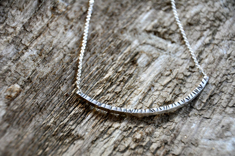 Markings Necklace