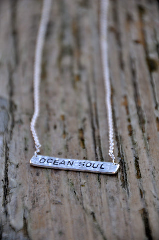 OCEAN SOUL Necklace