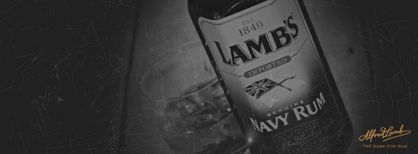 Lamb's Rum • Buy old rum, white rum