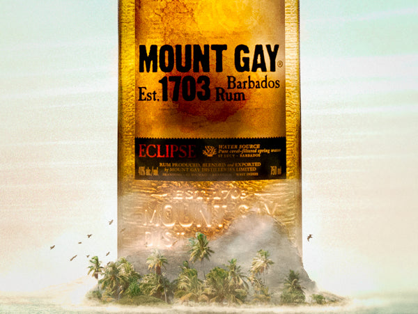 Mount Gay Rum • Buy old rum, white rum