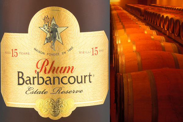 Barbancourt Rum Barbancourt • Buy old rum, white rum • Haïti