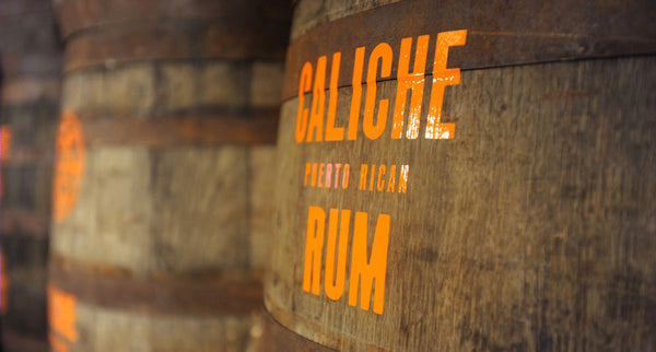 Caliche Rum • Buy old rum, white rum • Puerto Rico