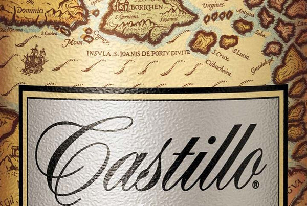 Castillo Rum • Buy old rum, white rum • Puerto Rico
