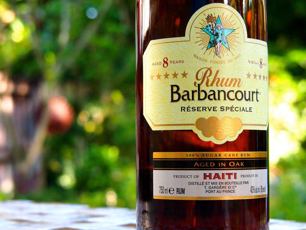 Haïti • Buy old rum, white rum