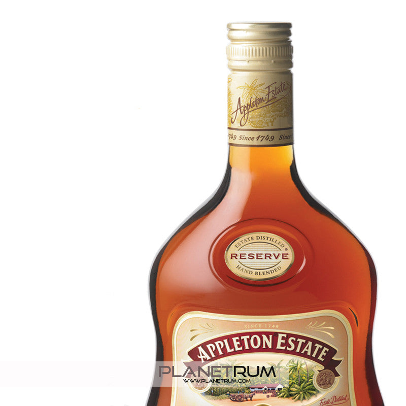 Appleton Estate Reserve, Aged Rum, Appleton - Planetrum