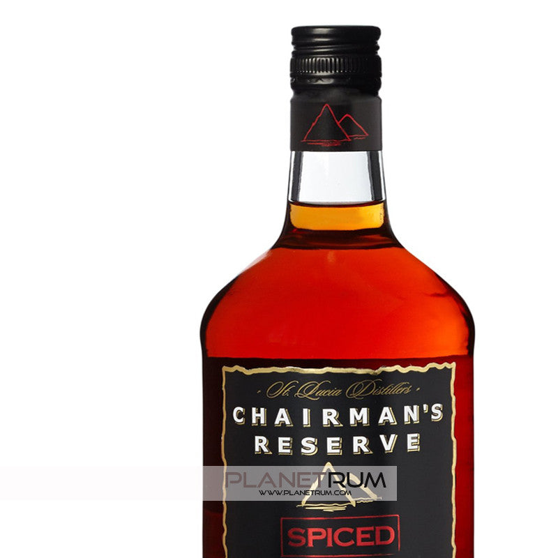 Chairman's Reserve Spiced Rum, Spiced Rum, Chairman's Reserve - Planetrum