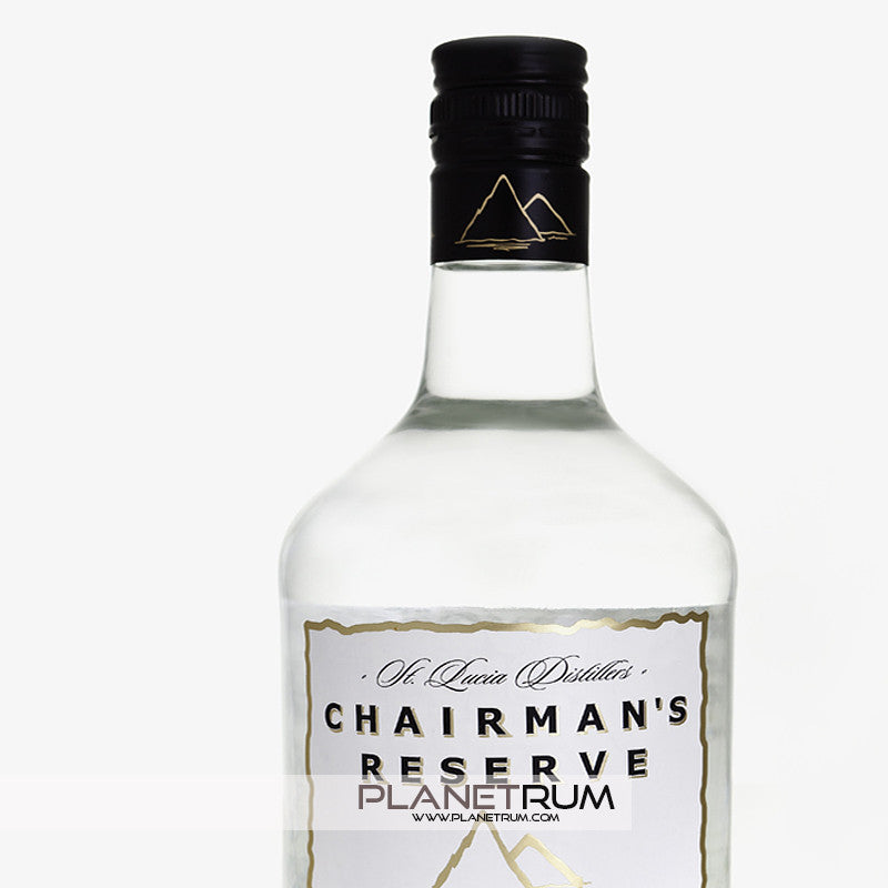 Chairman's Reserve White Label, White Rum, Chairman's Reserve - Planetrum