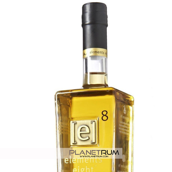 Elements 8 Gold Rum, Gold, Elements 8 - Planetrum