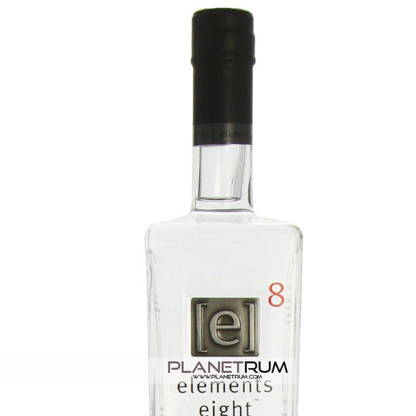 Elements Eight Platinum Rum, White Rum, Elements 8 - Planetrum