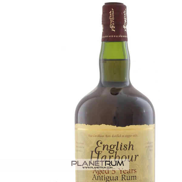 English Harbour 5 Year Old Rum, Aged Rum, English Harbour - Planetrum
