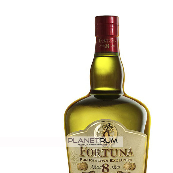 Fortuna Reserva Exclusiva 8 Years, Aged Rum, Fortuna - Planetrum